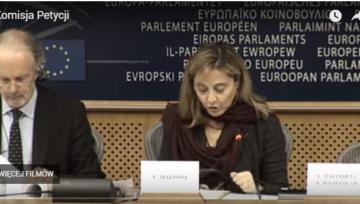 W Parlamencie UE